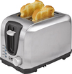 Kalorik - 2-Slice Toaster - Stainless-Steel