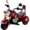 Lil Rider - Maroon Marauder 3 Wheeler Battery Operated Motorcycle Riding Toy