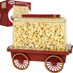 Chef Buddy - Popcorn Popper - Red/Clear