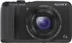 Sony - DSC-HX30V 18.2-Megapixel Digital Camera - Black