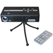 AAXA - P4X DLP Pico Pocket Projector - Black