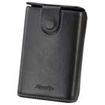 Fujifilm - Sc Fxz1B Fitted Leather Camera Case for Finepix Z1 - Black