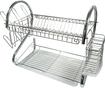 "Better Chef - 16"" Chrome Dish Rack"