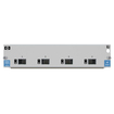 HP - ProCurve Switch vl 4-port Mini-GBIC Module