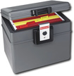 Honeywell - Waterproof Fire-Resistant File Chest - Gray