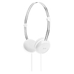 iLuv - High-Fidelity Stereo Headphones with SpeakEZ Remote for Smartphones - White - White