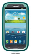 OtterBox - Defender Series Case for Samsung Galaxy S III Cell Phones - Aqua Blue/Mineral Blue - Aqua Blue/Mineral Blue