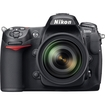 Nikon - D300S 12.3 Megapixel Digital SLR Camera - Black