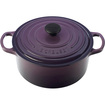 Le Creuset - 3 1/2 qt. Round French Oven - Cassis - Cassis
