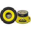 Pyle - Woofer - 300 W PMPO - 1 Pack - Yellow