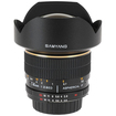 Samyang - 14 mm f/2.8 Ultra Wide Angle Lens for Pentax KAF