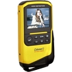 Coleman - Xtreme Video Full 1080p HD Waterproof Camcorder w/HDMI and 2-Inch LCD - Yellow