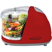 Brentwood - MC-105 Mini Food Chopper - Red - Red