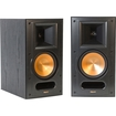 Klipsch - Reference 100 W RMS - 400 W PMPO Speaker - 2-way - 2 Pack - Black Ash