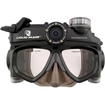 Liquid Image - 318 Scuba HD 720P 12MP Camera Mask Mid Size Goggle Cam