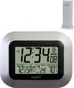 La Crosse Technology - Wall Clock - Silver
