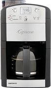 Capresso - CoffeeTEAM GS Coffee Maker - Silver/Black