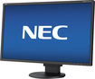 "NEC - MultiSync 22"" Widescreen Flat-Panel LED HD Monitor - Black"
