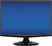 "AVUE - 18.5"" Widescreen Flat-Panel LED Monitor"