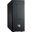 Cooler Master - Elite 361 System Cabinet - Black - Black