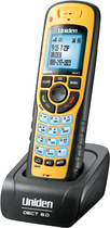 Uniden - 1.9GHz Cordless Expansion Handset for Select Uniden Expandable Phone Systems