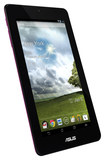 Asus - MeMO Pad 7 inch Tablet with 16GB Memory - Cherry Pink