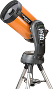 Celestron - NexStar 8 SE¿ Schmidt-Cassegrain Computerized Telescope - Orange