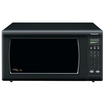 GE - 1.6 Cu. Ft. Full-Size Microwave - Black