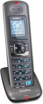 Uniden - DECT 6.0 Cordless Expansion Handset for DECT4000 Series Expandable Phone Systems - Dark Titanium