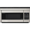 Sharp - R1874T Microwave Oven - Stainless Steel - Stainless Steel