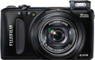 Fujifilm - FinePix F660EXR 16.0-Megapixel Digital Camera - Black