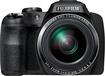 Fujifilm - FinePix SL1000 16.2-Megapixel Digital Camera - Black