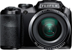 Fujifilm - FinePix S4800 16.0-Megapixel Digital Camera - Black