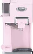 Cuisinart - Mix It In 1-1/2 Quart Soft Serve Ice Cream Maker - Pink