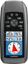 Garmin - GPSMAP 78SC GPS - Gray
