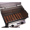Broilmaster - R3 Infrared Grill On Stainless Patio Post With Cast Iron Base