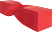 iSound - Twist Wireless Speaker for Apple® iPod® and Most MP3 Players - Red - Red