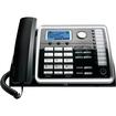 RCA - 25214 2-Line Corded Full-Duplex Speakerphone - Black