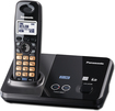 Panasonic - DECT 6.0 Expandable Cordless Phone with Call-Waiting Caller ID