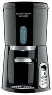 Hamilton Beach - Brewstation 10-Cup Coffeemaker - Black