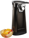 Hamilton Beach - Black Ice Can Opener - Stainless-Steel