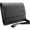USA Gear - Compact Protective Carrying Case for MP3 / MP4 Players - Black