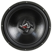 Audiopipe - Woofer - 300 W RMS - 600 W PMPO - Black