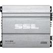 SSL - 2000 W 2-Channel MOSFET High/Low X-over Remote Sub Level Control (New for 2013)