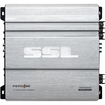 SSL - Psy1600.2 1,600-Watt Psyclone Series 2-Channel Mosfet Amp w/ Remote Sub Level Control