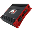 BassInferno - Black Edition Car Amplifier - 1750 W PMPO - 1 Channel - Class AB