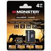 Monster Digital - Safari 4 GB microSD High Capacity (microSDHC)