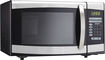 Danby - Designer 0.9 Cu. Ft. Compact Microwave - Stainless-Steel