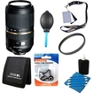 Tamron - Bundle AF 70-300mm f/4.0-5.6 SP Di VC USD XLD for Canon EOS, With 6-Year USA Warranty