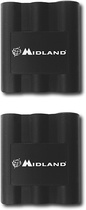 Midland - NiMH Battery Pack for LXT and GXT Series Radios (2-Pack)